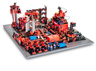 Fischertechnik Lernfabrik 4.0