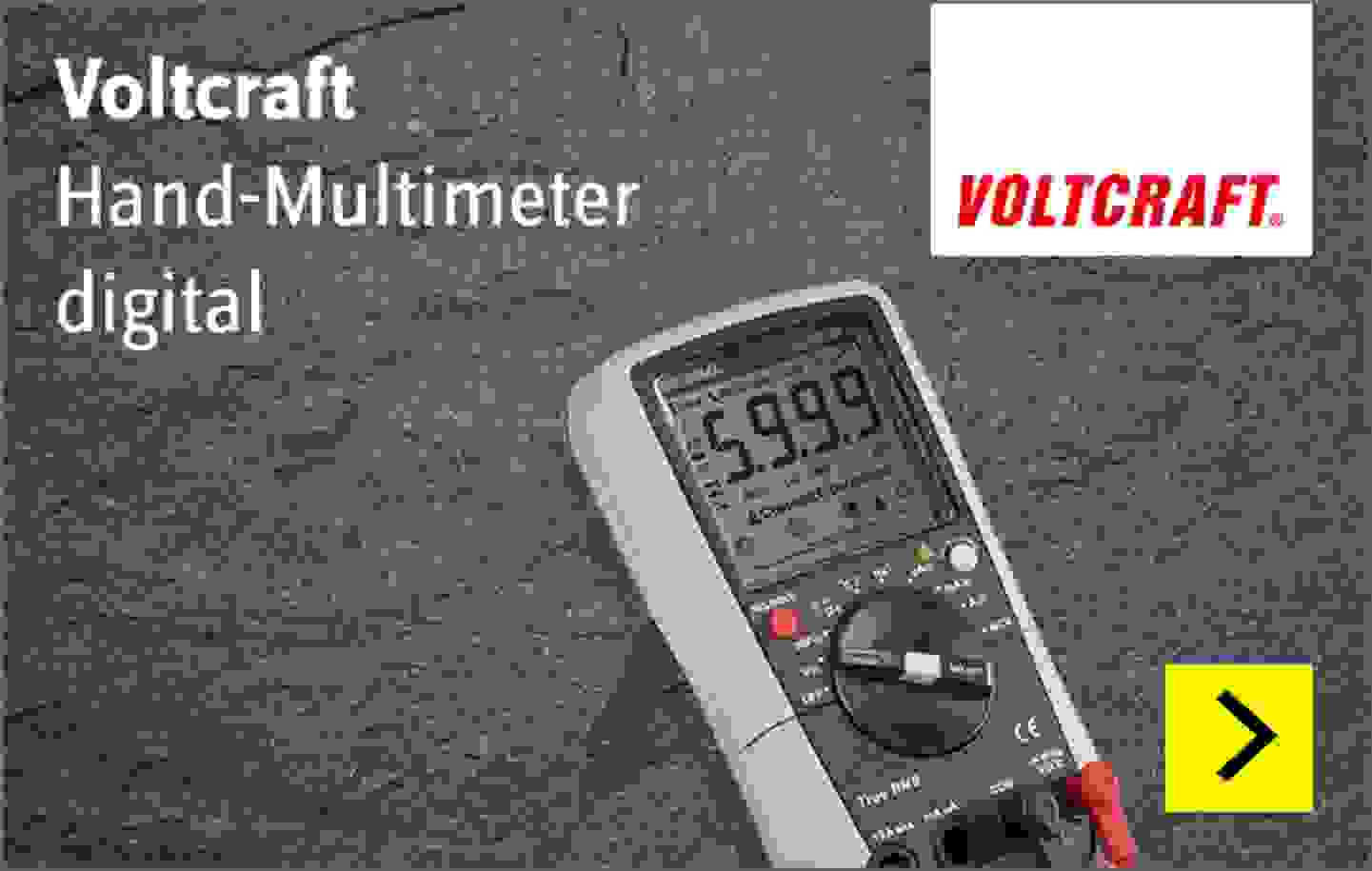 Voltcraft Digital Multimeter VC276
