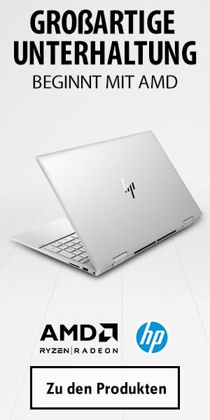 HP Envy x360 AMD Ryzen