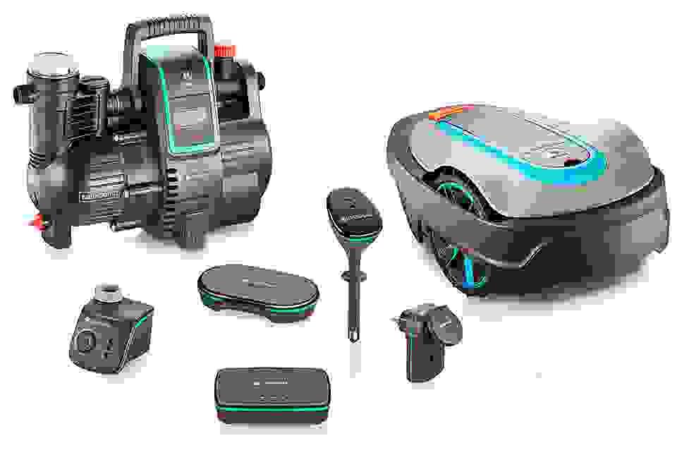Gardena smart system Übersicht