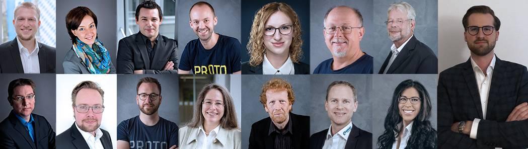 Das Education Team - Teammitglieder