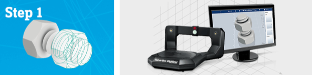 3D-Printhub Modellierung