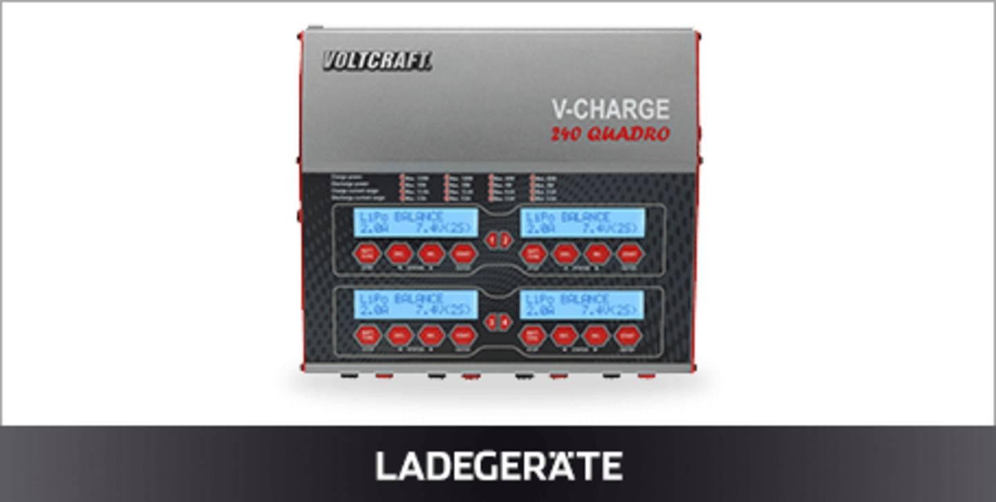 Voltcraft Ladegeräte