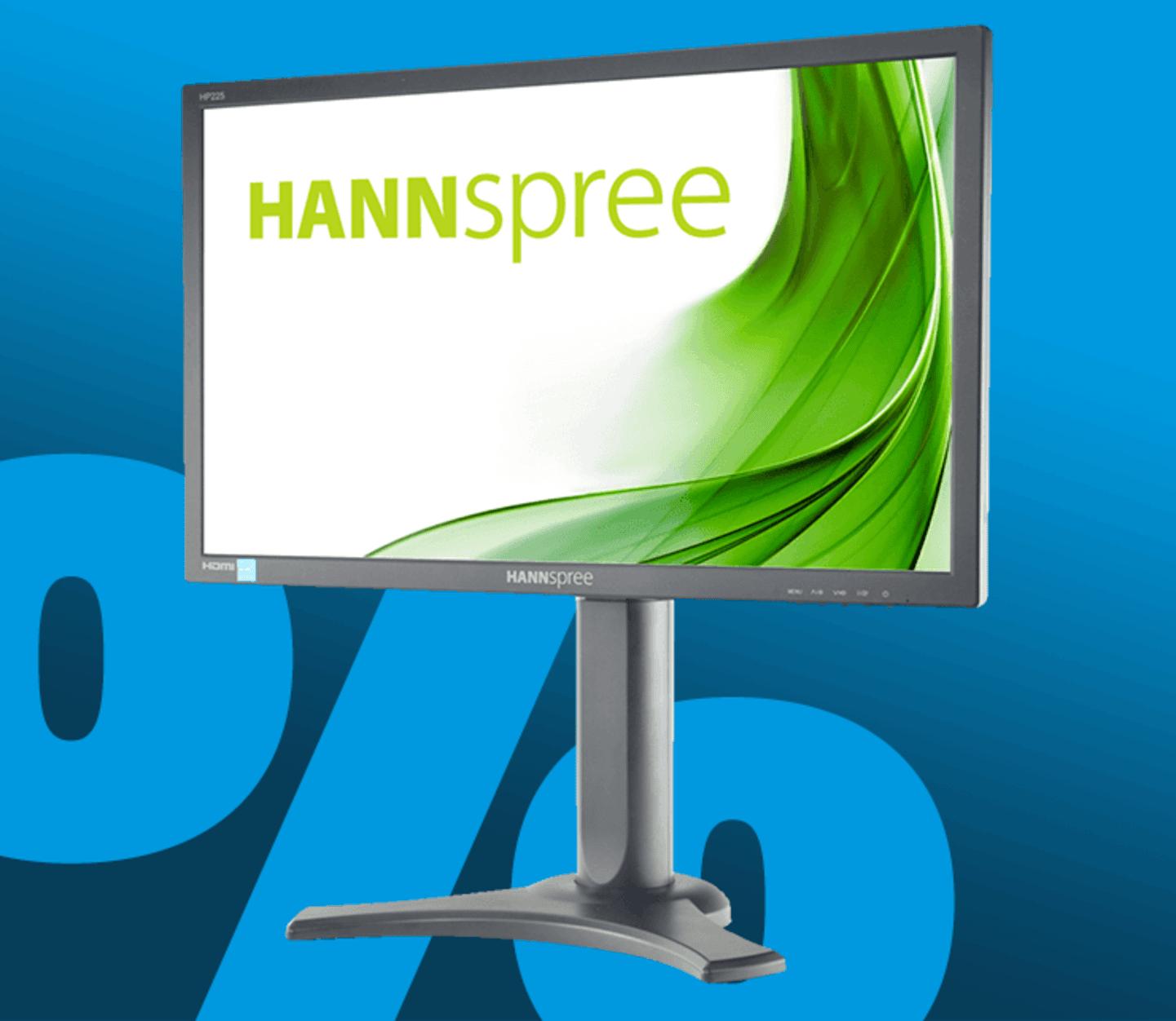 "Hannspree - LED-Monitor 21.5"" (55 cm)"