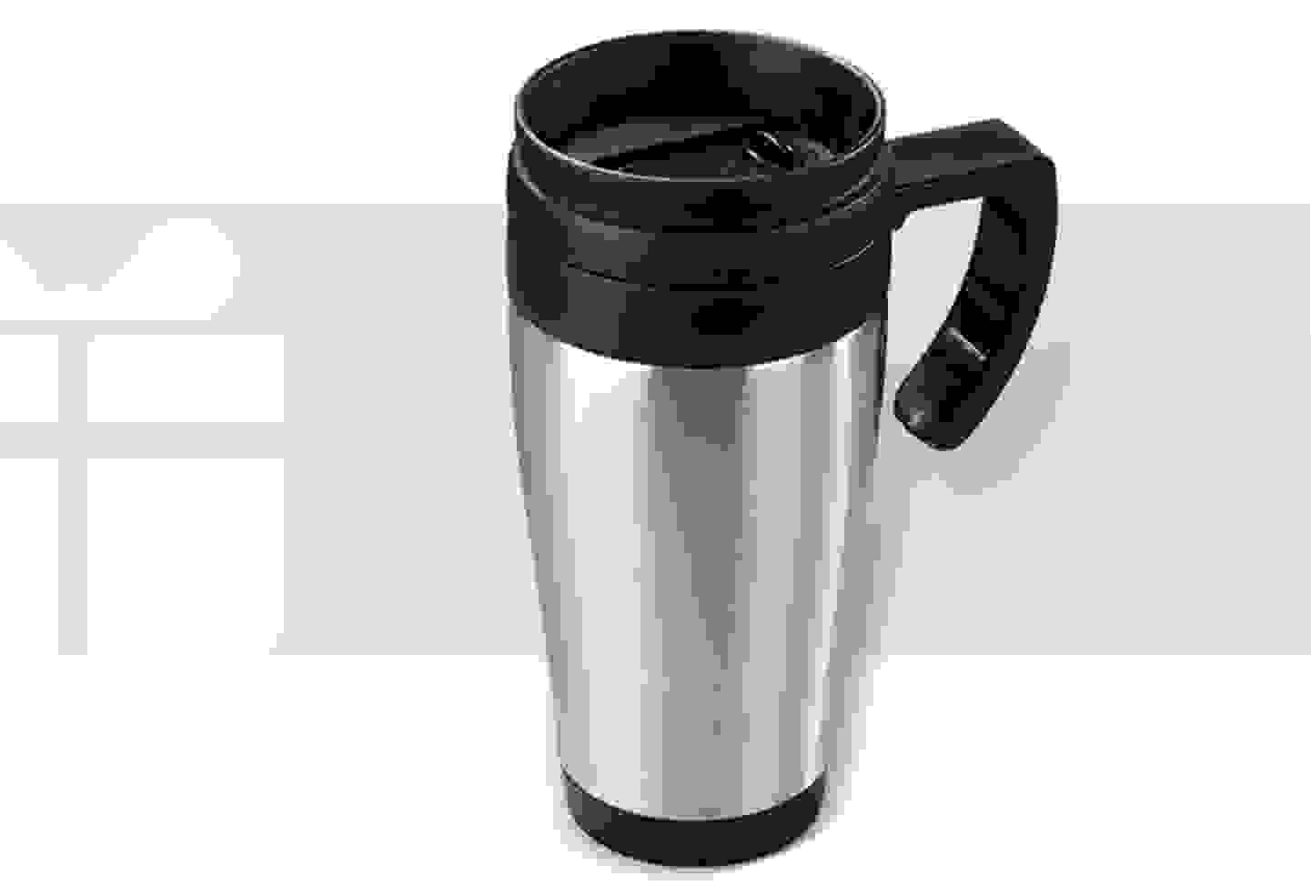 Hama - Auto Isolierbehälter Silber 400 ml