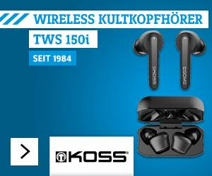 Koss Bluetooth Kopfhörer