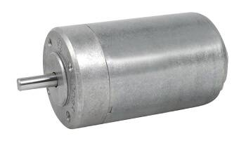 DC motor for industry
