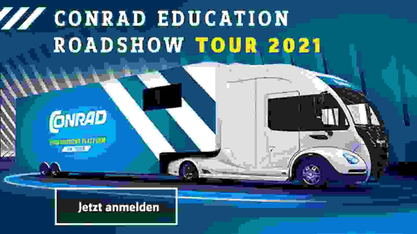 Education Roadshow 2021
