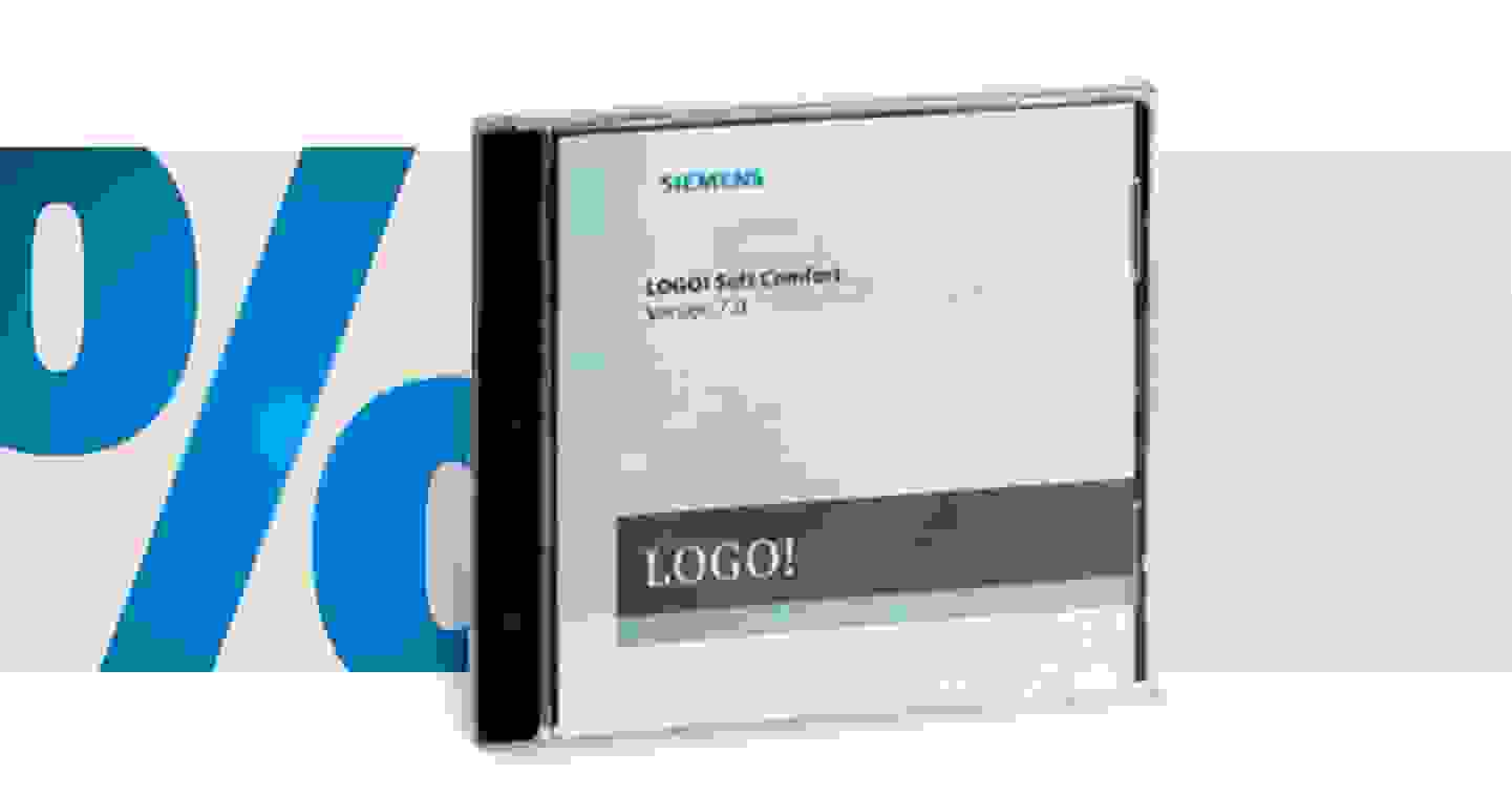 Siemens - LOGO! Soft Comfort V8 SPS-Software »