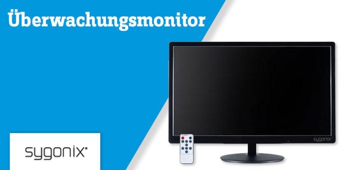 LCD-Überwachungsmonitor