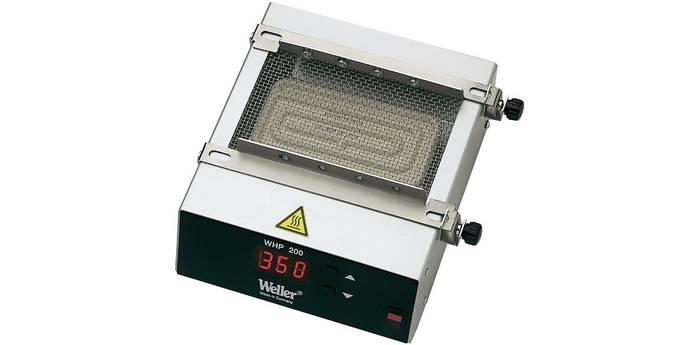 Płyty grzejne lutowane zmniejszają niezbędną temperaturę lutowania