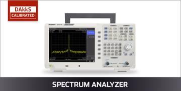 VOLTCRAFT Spectrum Analyzer