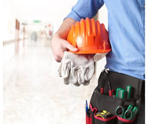 Ausrüstung für den Einsatz einer Ständerbohrmaschine