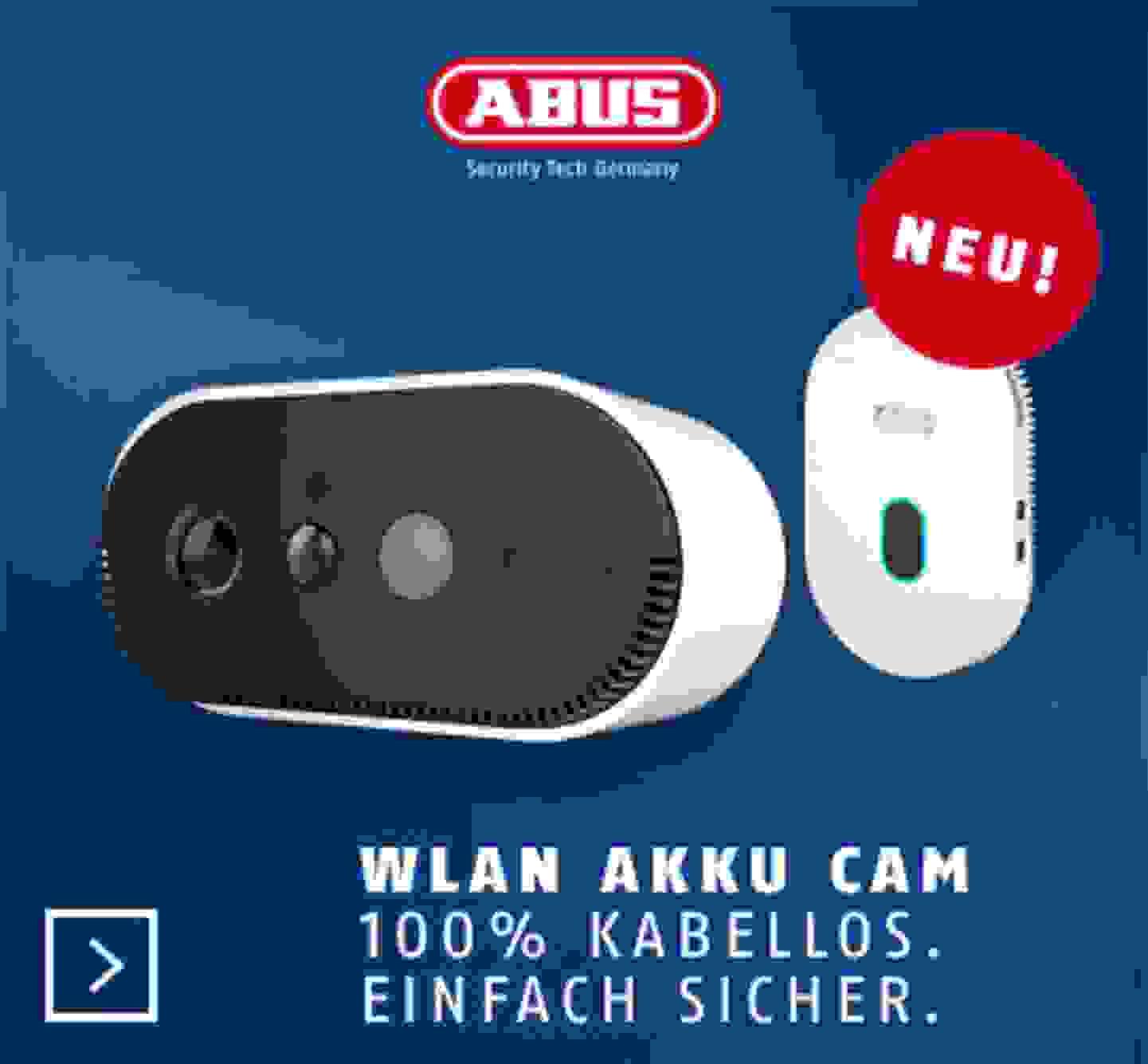 ABUS Akku Cam