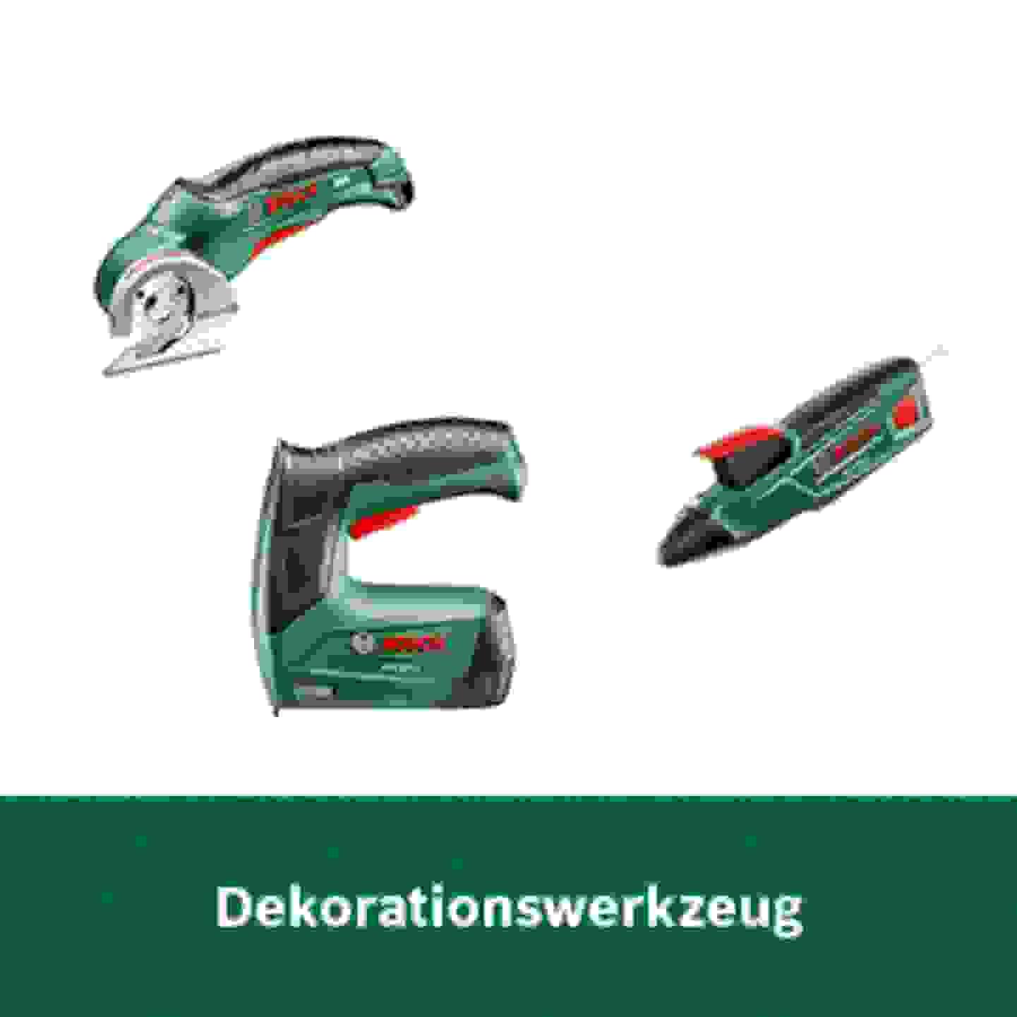 Bosch Dekorationswerkzeug