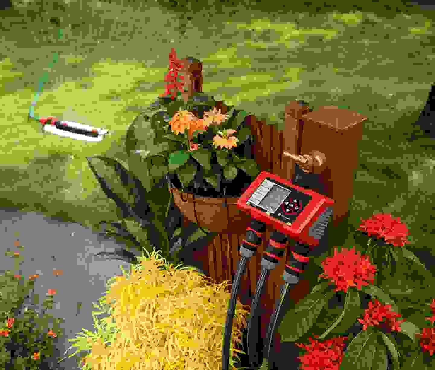 Toolcraft - Bewässerungscomputer »