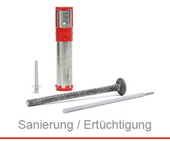 Sanierung / Ertüchtigung