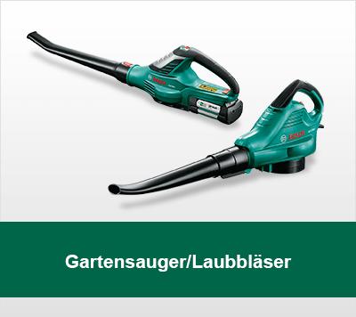 Bosch Gartensauger / Laubbläser