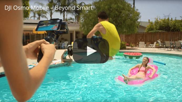 DJI Osmo Mobile – Beyond Smart