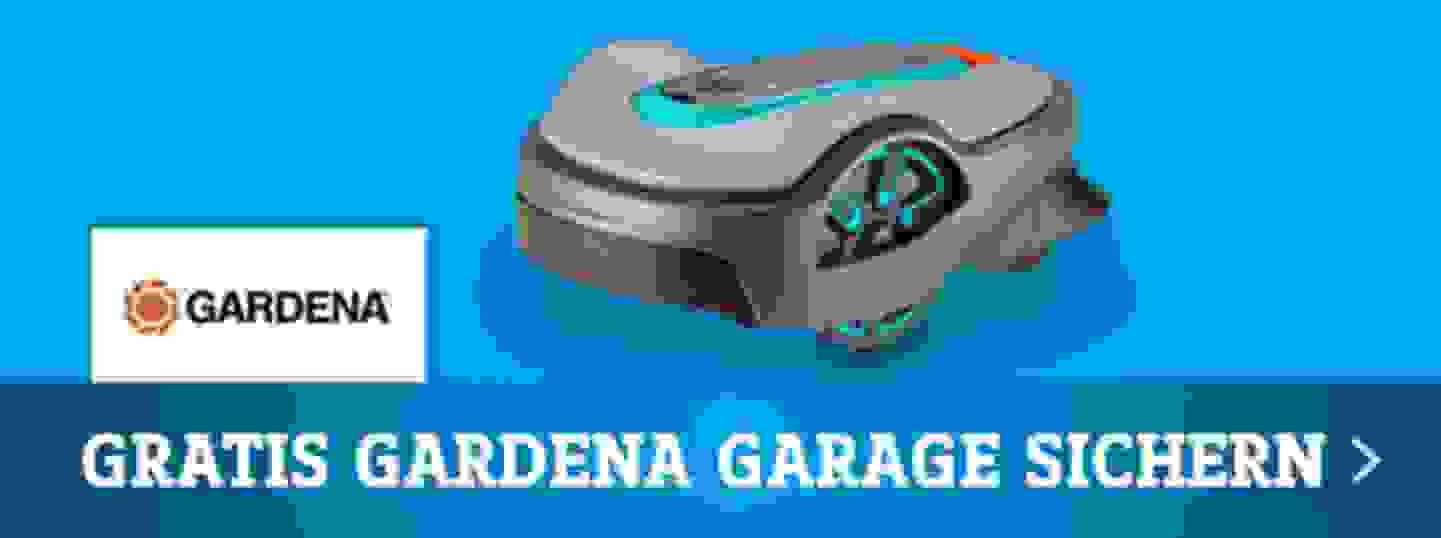 Gardena Mähroboter