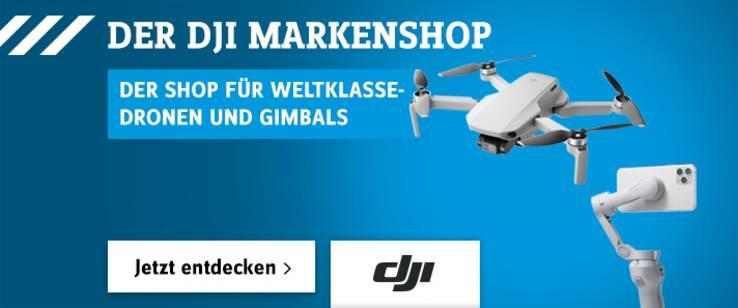 DJI Markenshop