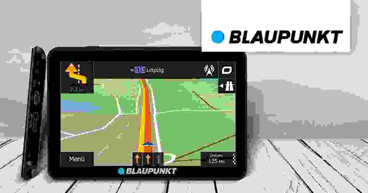 Blaupunkt - GPS pour camping-car