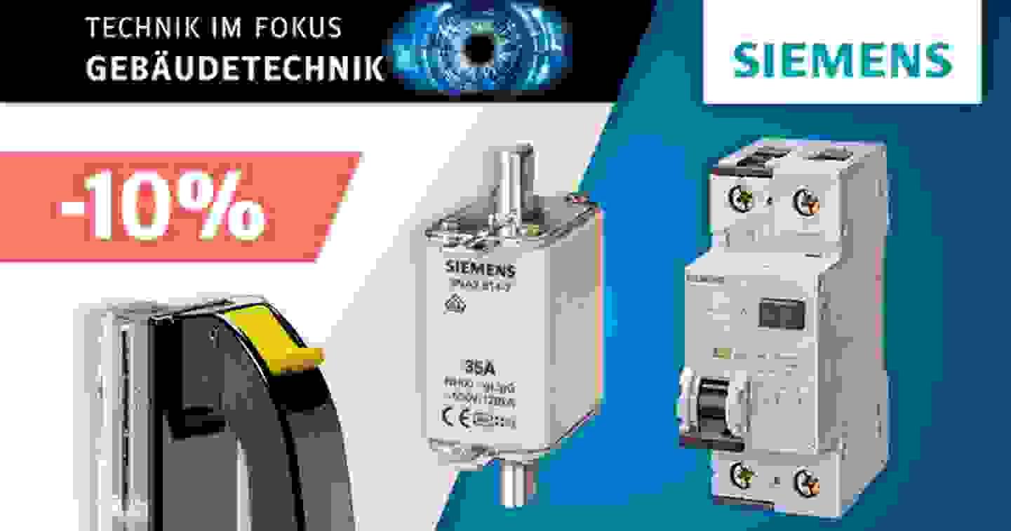 Siemens - Jetzt profitieren »