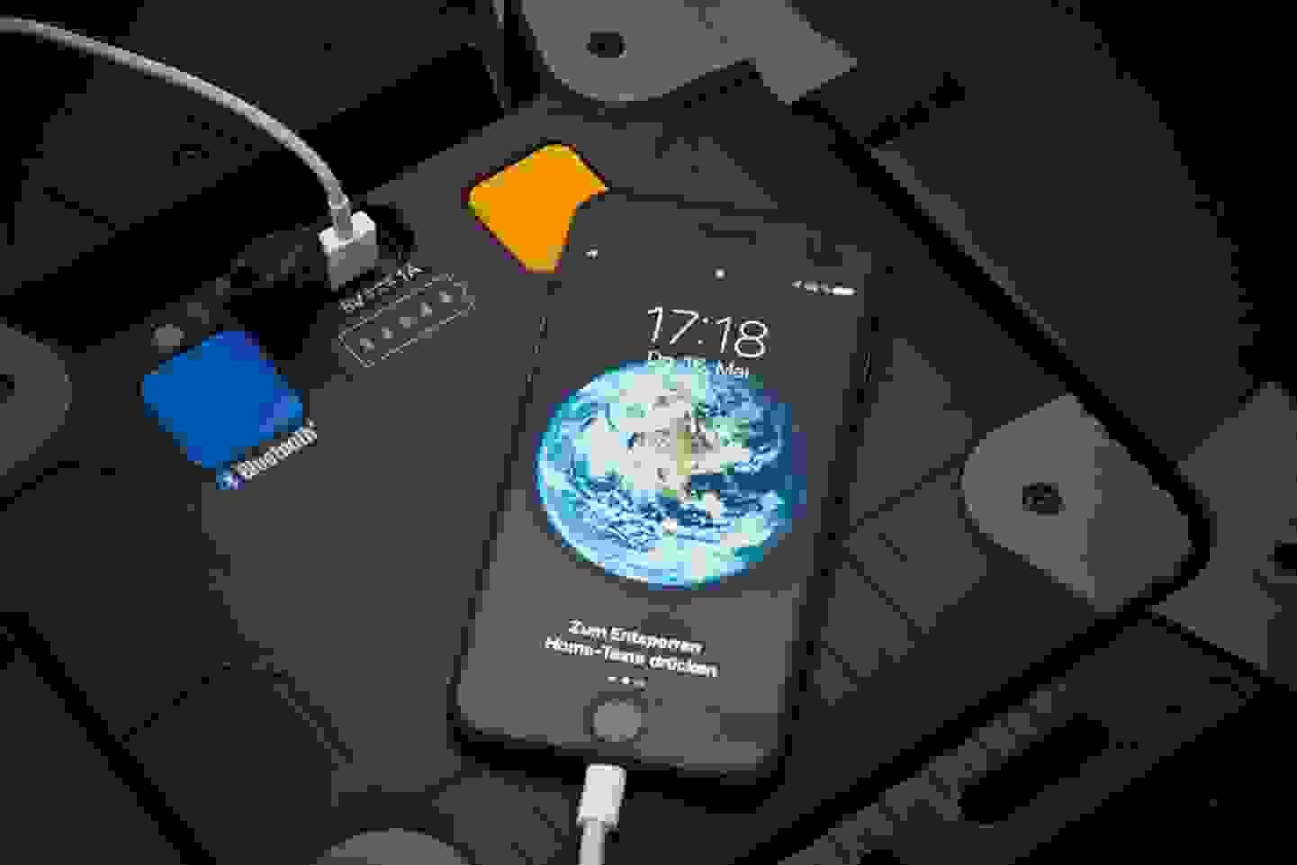 Mobiler Akku LED Toran 4000