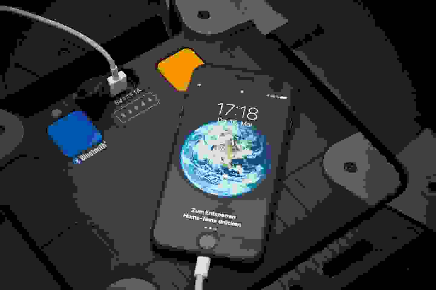 Projecteur LED mobile à batterie Toran 4000