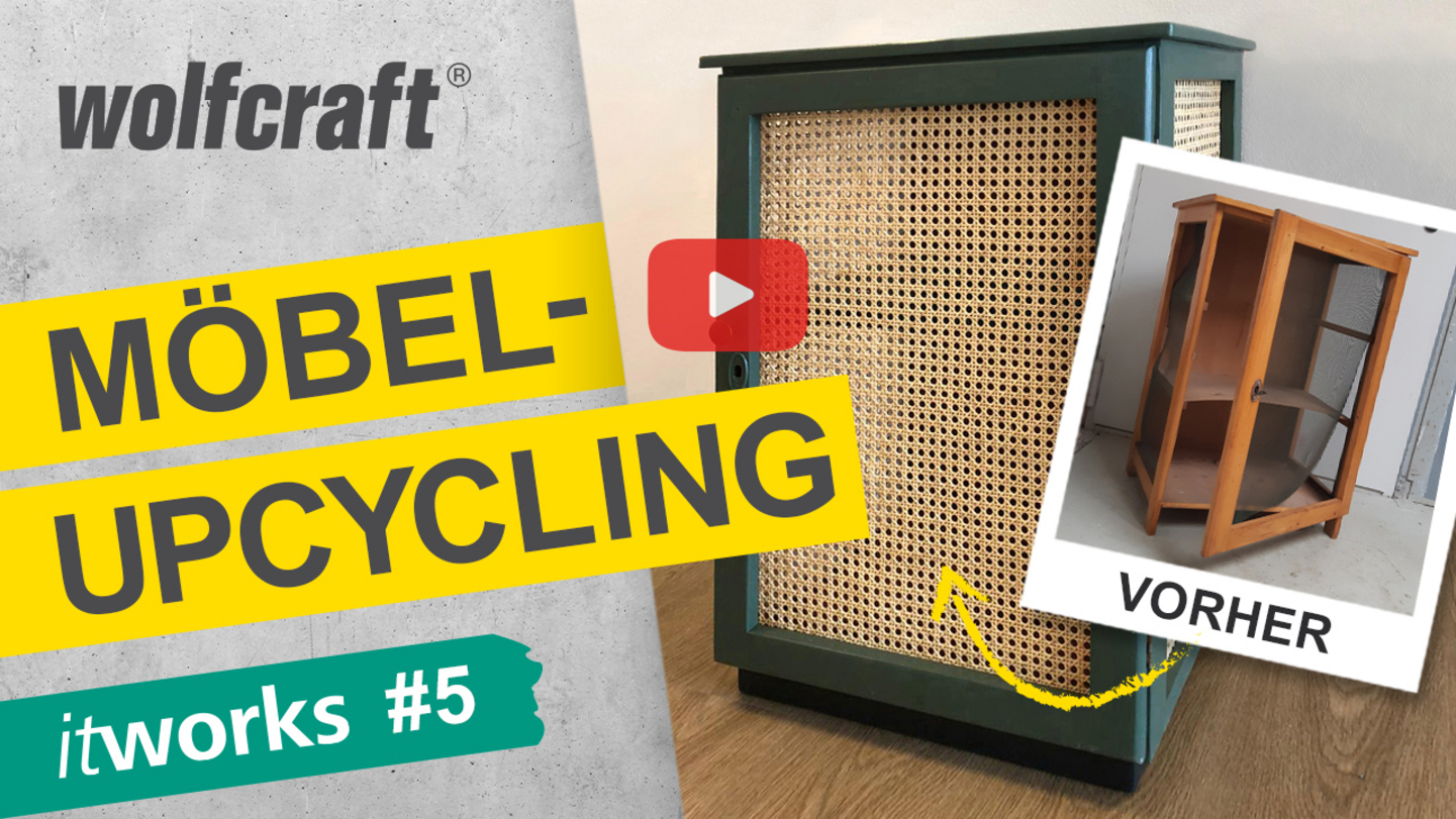 Möbel-Upcycling mit Esther Ollick