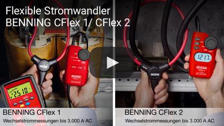 Flexible Stromwandler BENNING CFlex 1/ CFlex 2