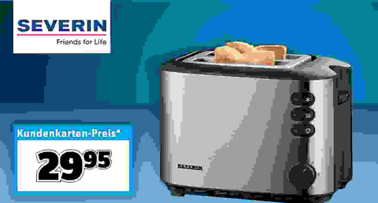 Severin - Toaster »