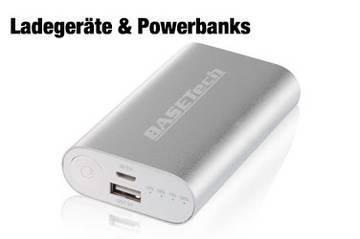 BASETech Ladegeräte & Powerbanks