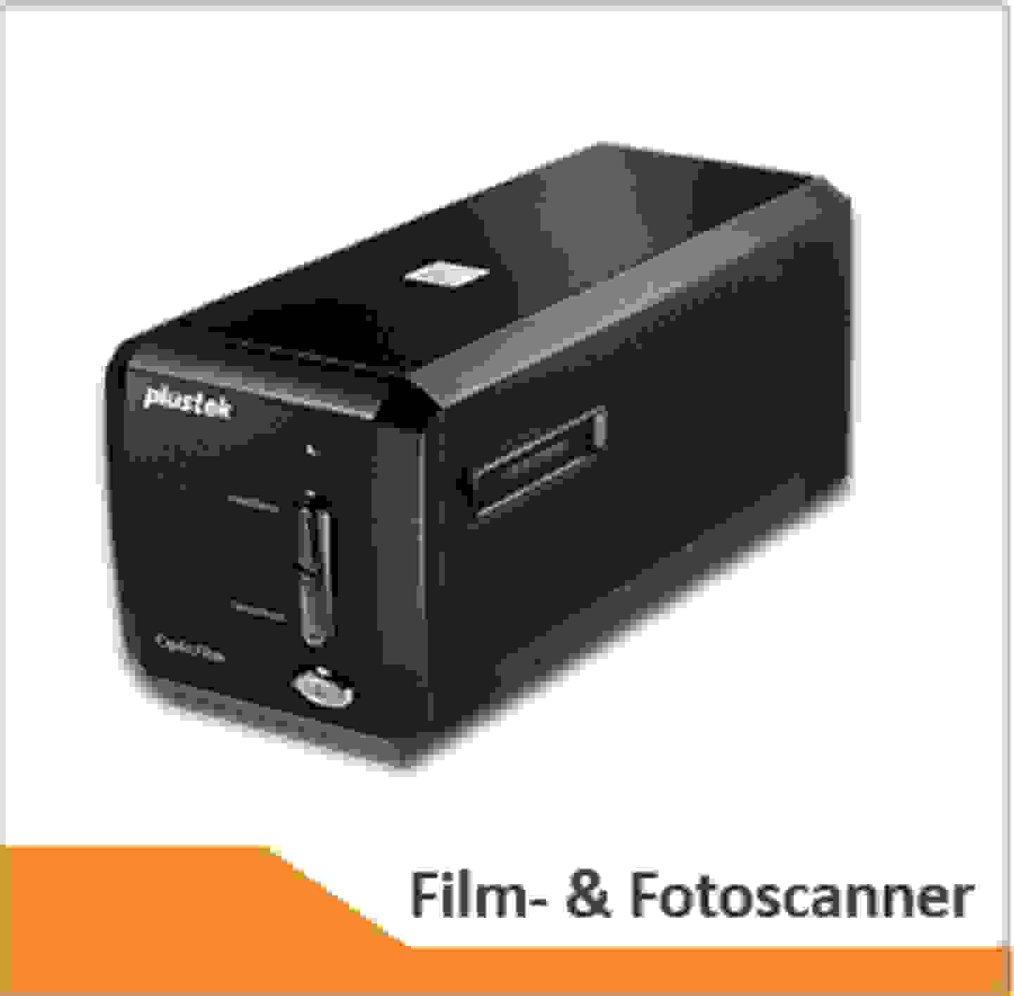Film- & Fotoscanner