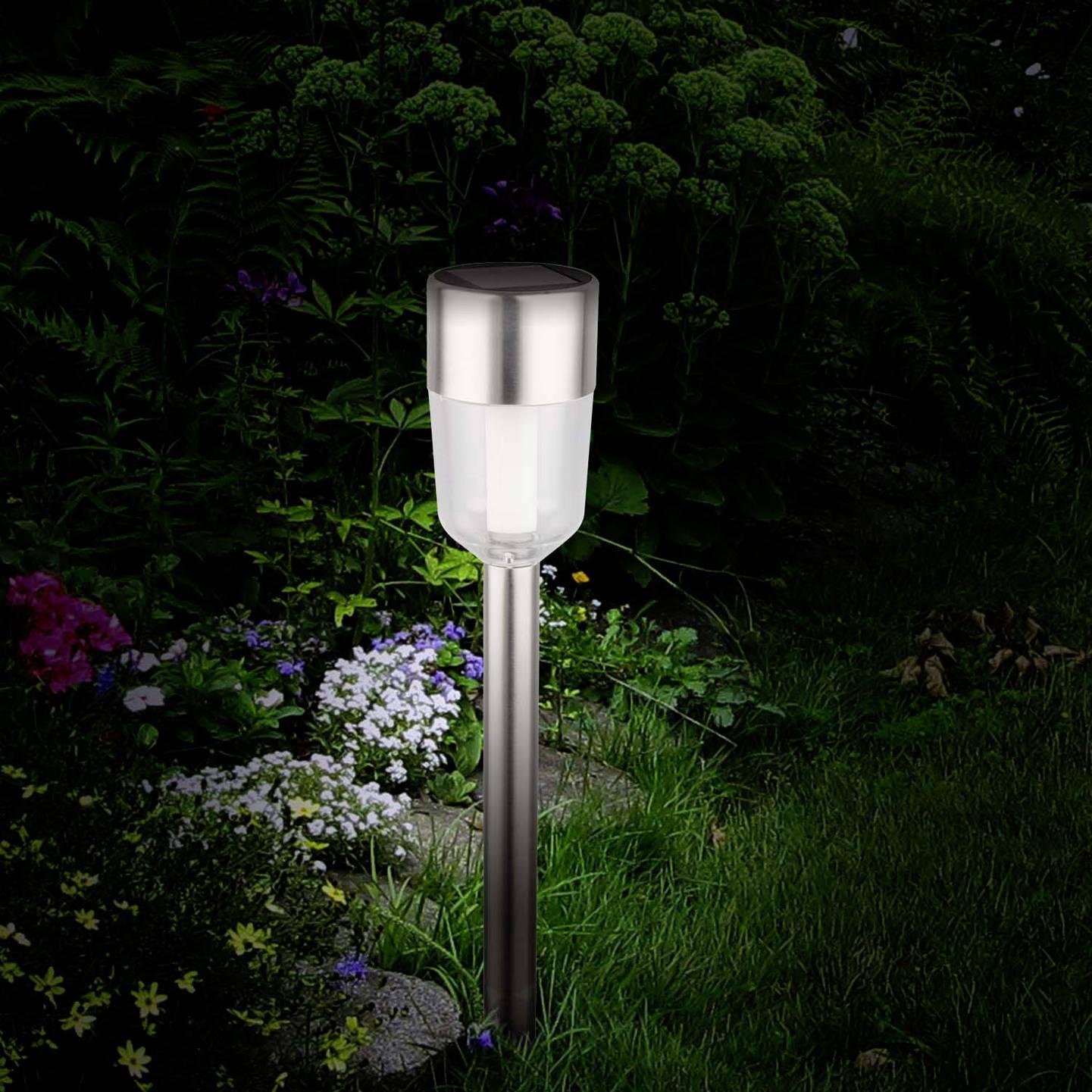 Polarlite Solar-Gartenleuchte 5er Set