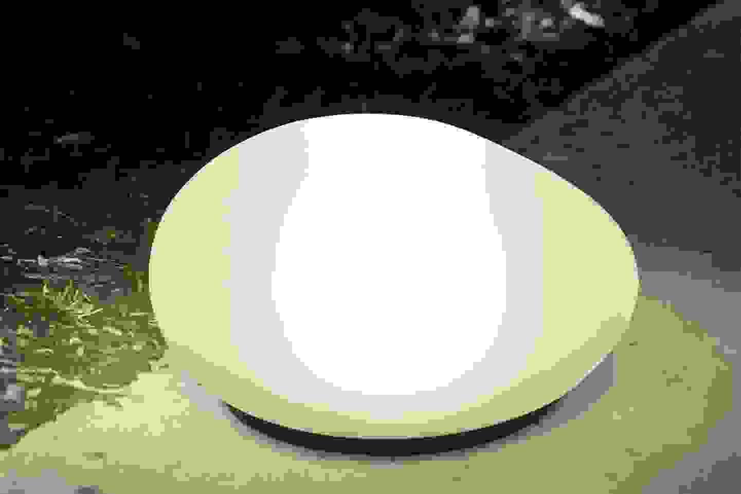 Polarlite Solar-Dekoleuchte Stein