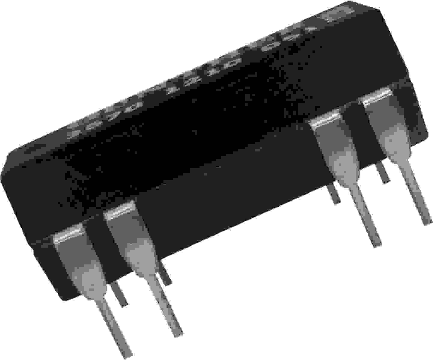 Relais für 5 V/DC mit einer Betriebstemperatur von -20 bis 85 °C