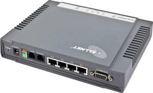 Netzwerk Modem für die Übertragung von Signalen