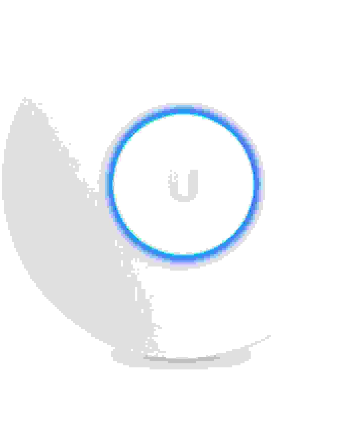 Access-Point im runden Gehäuse