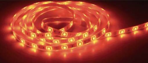LED-Band in Rot