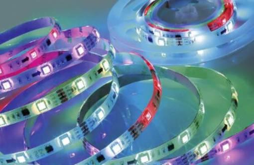 Bunte RGB LED-Streifen