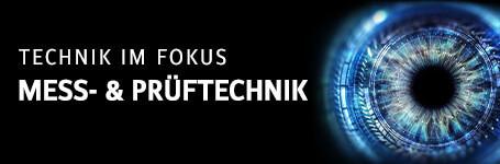 Technik im Fokus - Messtechnik