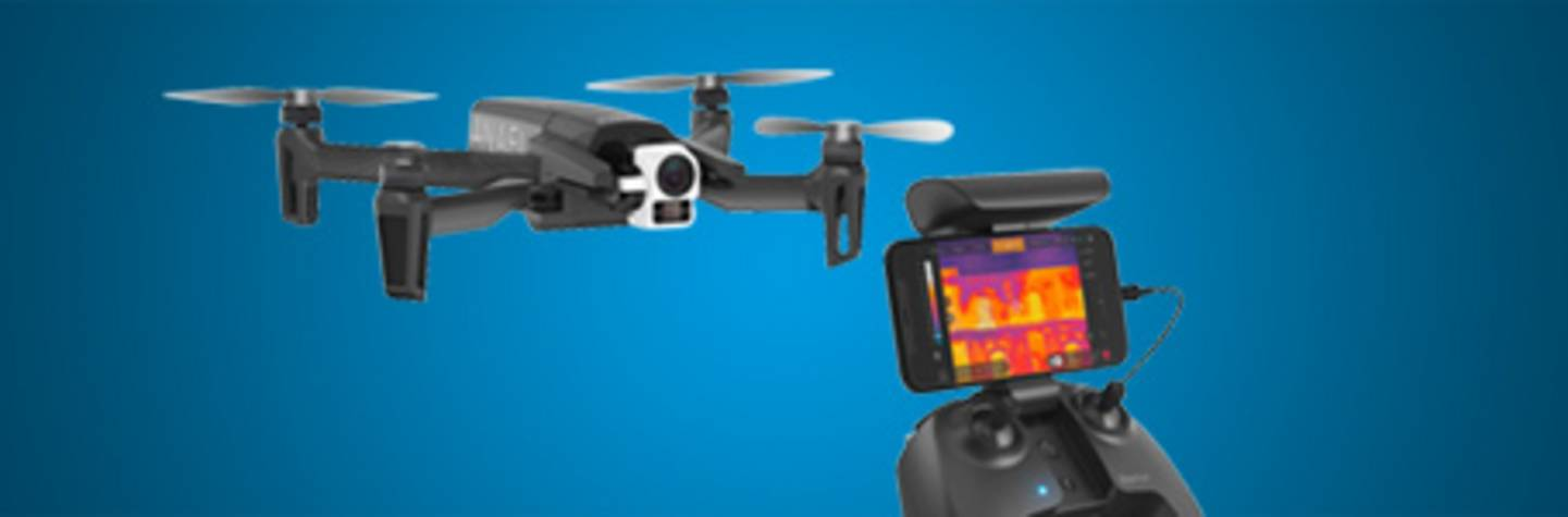Nouveautés - drones »