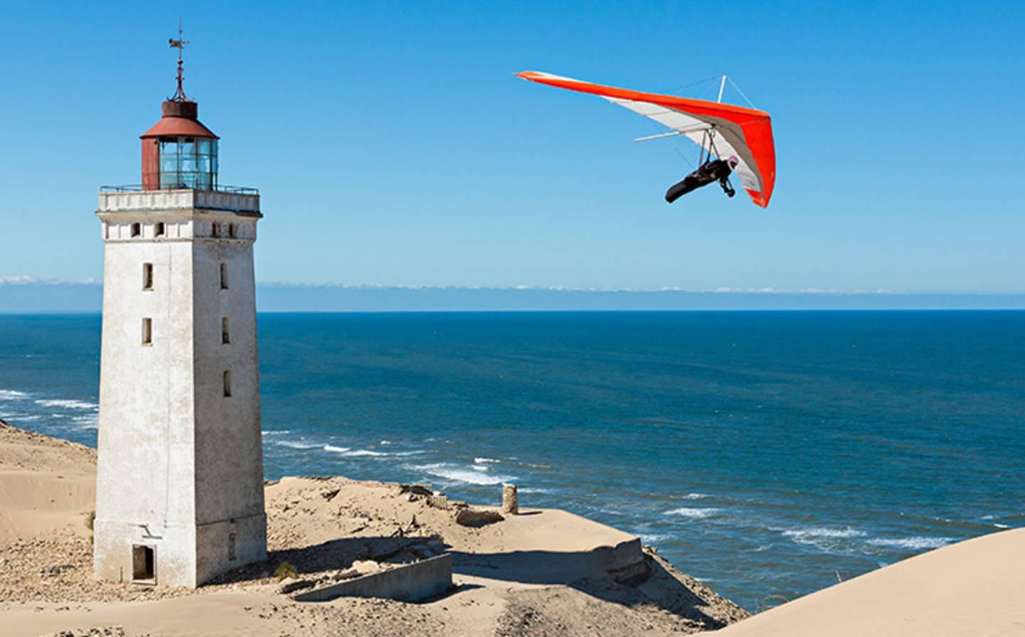 Activités de l'été - Action dans les airs »
