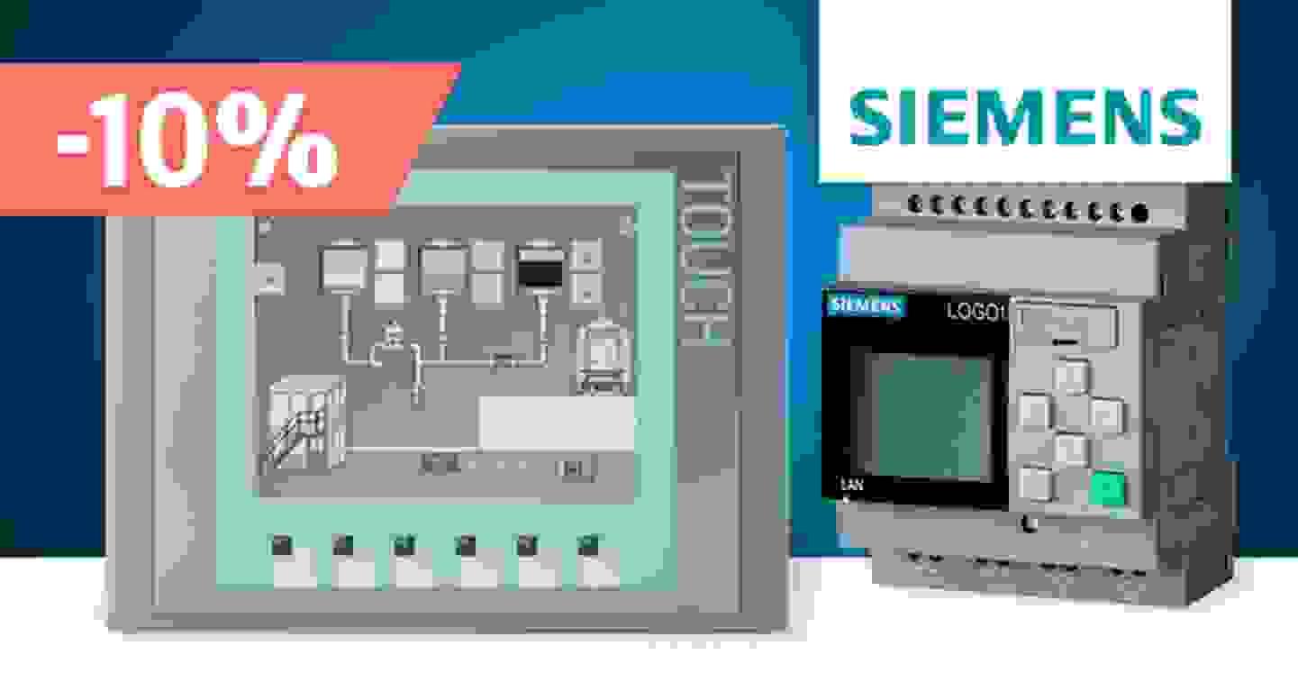 API Siemens – Découvrir maintenant la gamme et profiter des réductions »