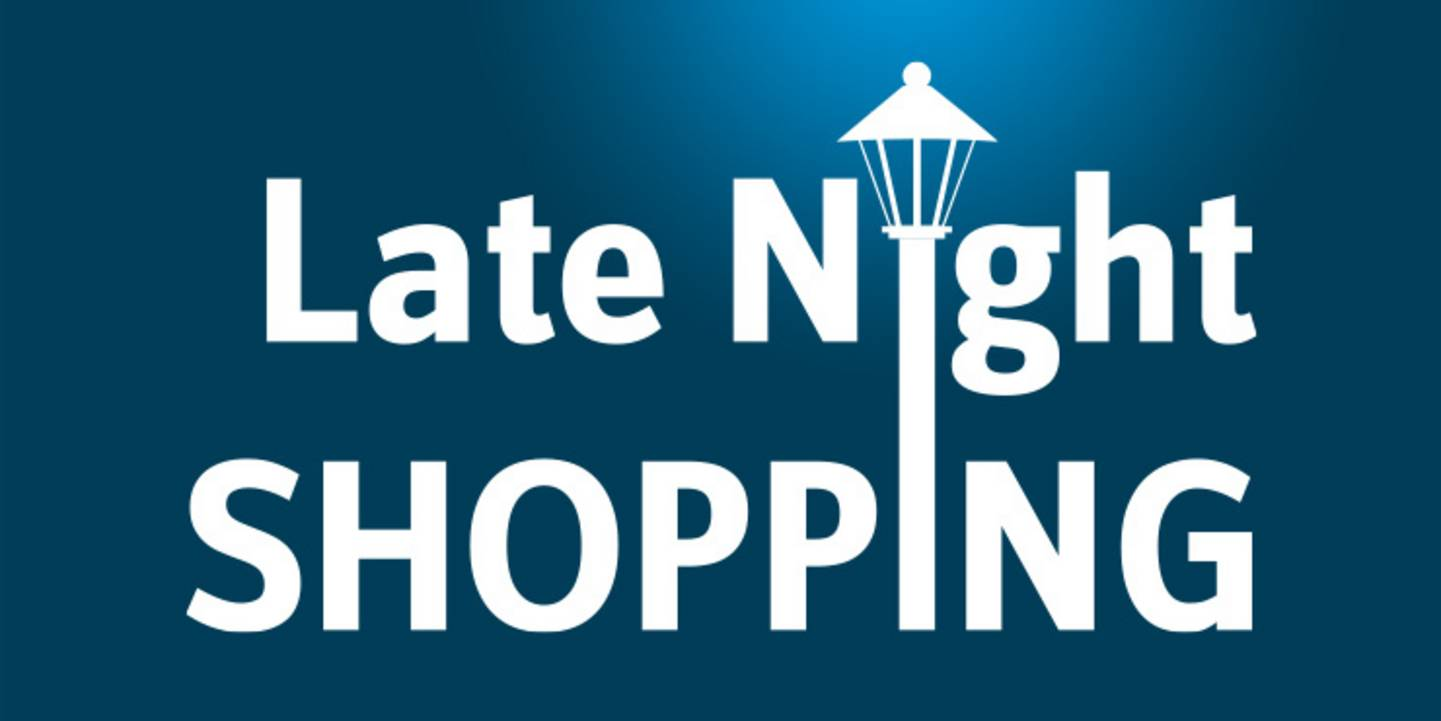 Late Night Shopping - Appliquer le code promo DS21LNS »