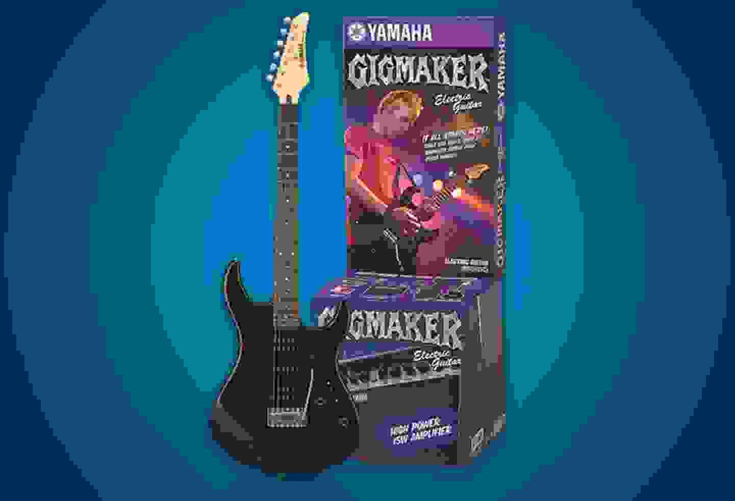 Yamaha - Set de guitares électriques »