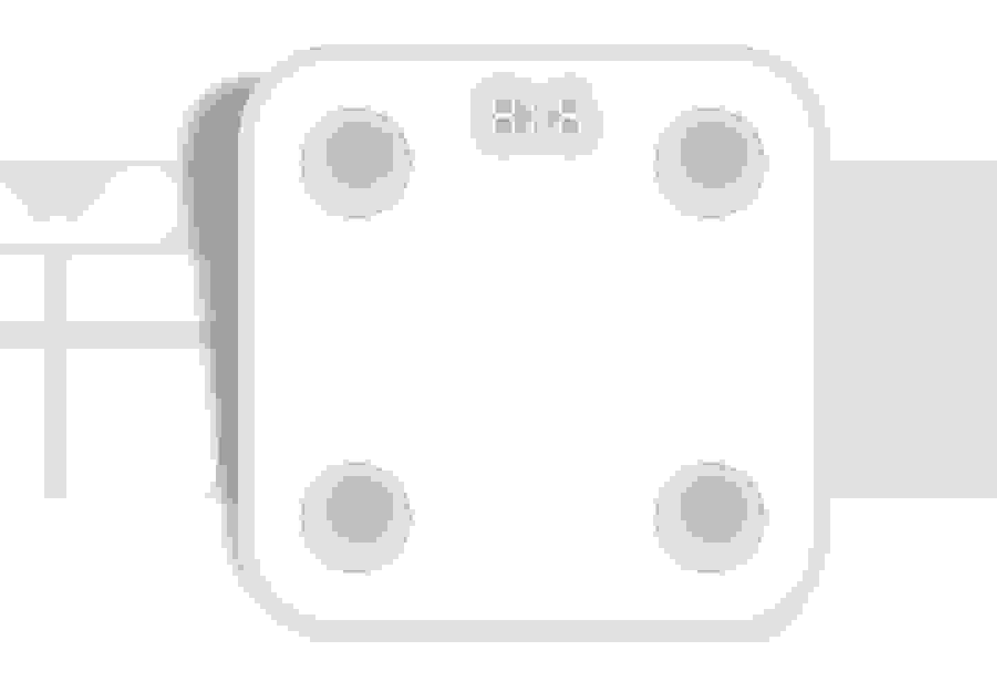 Xiaomi - Pèse-personne »