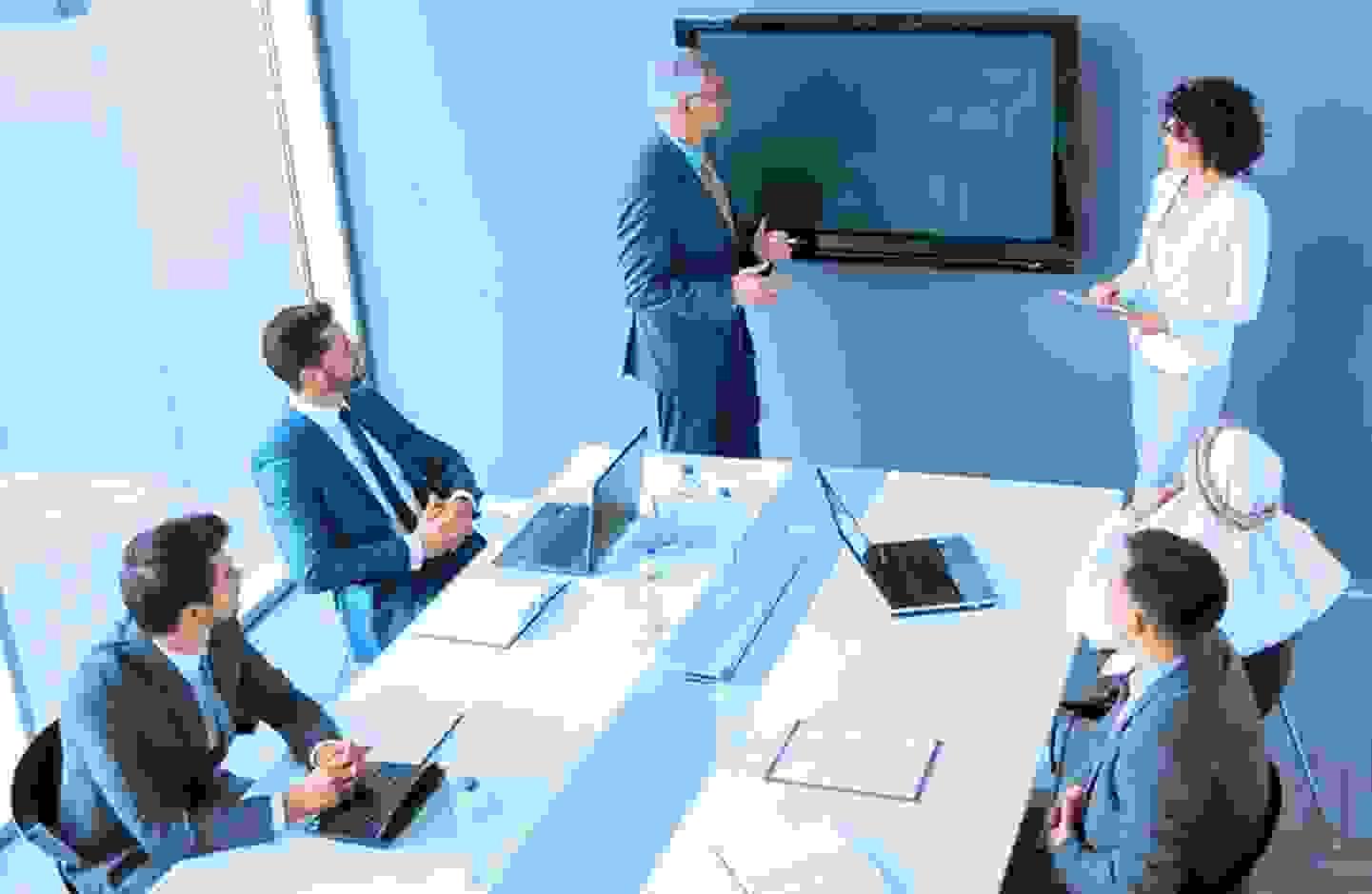 Digitalisation - Start. Now. Modernisez votre infrastructure pour faire face à vos clients de manière professionnelle »