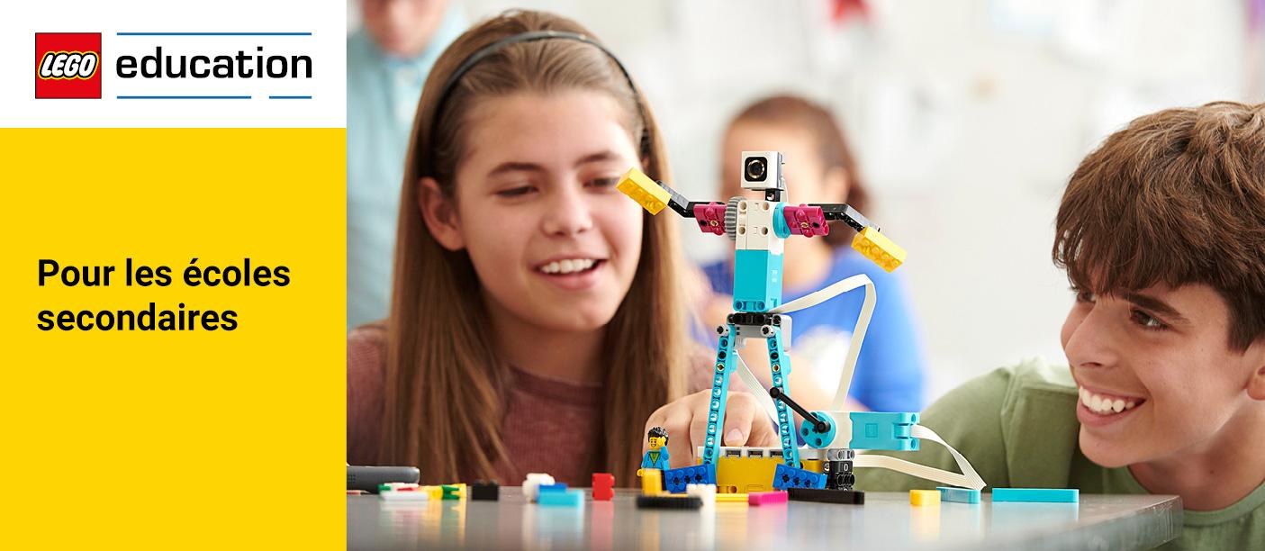 Lego Education - Ecole secondaire